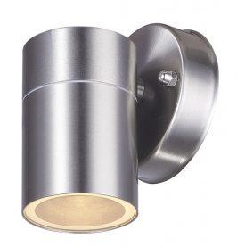 LED Buitenlamp RVS Downlighter