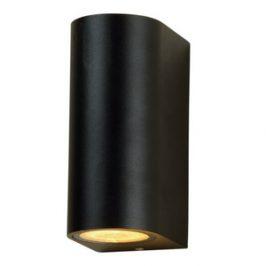 Led Buitenlamp rond zwart
