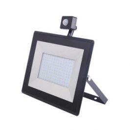 LED Floodlight bewegingssensor 100W 6400K