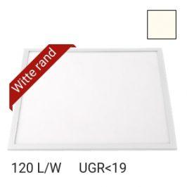 25W LED paneel 60x60cm 2800K
