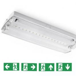 LED Noodverlichting en vluchtweg aanduiding