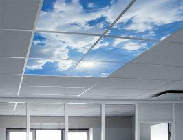 LED Foto Plafond
