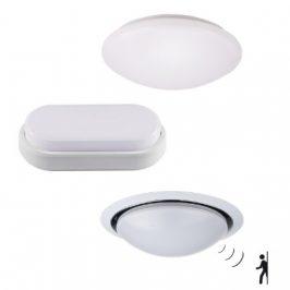 LED wand en plafondlampen
