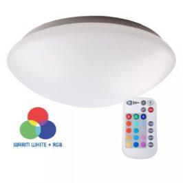 Plafondlamp RGB 18W