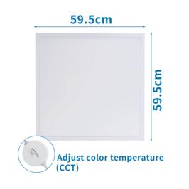 LED paneel 60x60cm UGR19