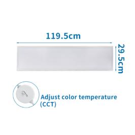 LED paneel 30×120cm Back-lit
