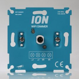 Ion led universele WIFI led dimmer 200W (IWD200W)