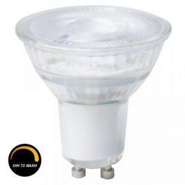 5W GU10 1800- 2700K LED reflectorlamp Dim to Warm