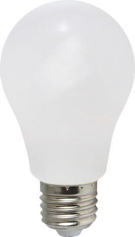 LED SMD Lamp peer A60 E27 gematteerd 320° 10 stuks