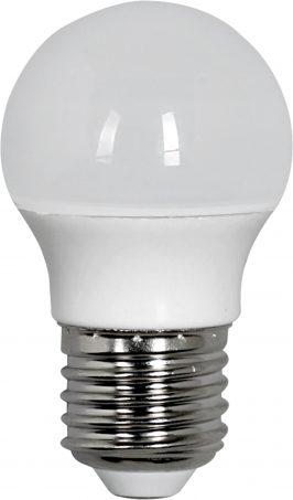 LED SMD lamp bol G45 E14 350lm
