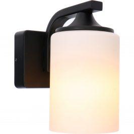 1000670 wandlamp Abiline antraciet