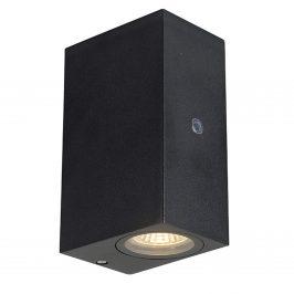 1000680 led buiten lamp vierkant met sensor