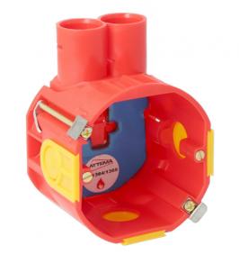 UHW50-BW brandwerende Hollewand inbouwdoos 16-19 mm